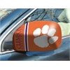 FANMATS Clemson Small Mirror Cover