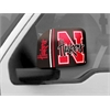 FANMATS Nebraska Large Mirror Cover