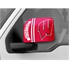 FANMATS Wisconsin Large Mirror Cover
