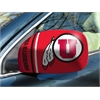 FANMATS Utah Small Mirror Cover