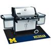 "FANMATS Michigan Grill Mat 26""x42"""