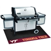 "FANMATS Virginia Tech Grill Mat 26""x42"""