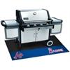 "FANMATS MLB - Atlanta Braves Grill Mat 26""x42"""
