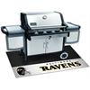 "FANMATS NFL - Baltimore Ravens Grill Mat 26""x42"""