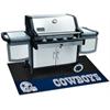 """FANMATS NFL - Dallas Cowboys Grill Mat 26""""x42"""""""