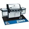 """FANMATS NFL - Detroit Lions Grill Mat 26""""x42"""""""