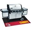 """FANMATS NFL - Kansas City Chiefs Grill Mat 26""""x42"""""""