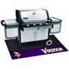 """FANMATS NFL - Minnesota Vikings Grill Mat 26""""x42"""""""