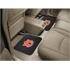"""FANMATS Auburn Backseat Utility Mats 2 Pack 14""""x17"""""""