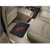 """FANMATS Florida State Backseat Utility Mats 2 Pack 14""""x17"""""""