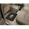 "FANMATS Georgia Tech Backseat Utility Mats 2 Pack 14""x17"""
