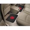 "FANMATS Indiana Backseat Utility Mats 2 Pack 14""x17"""