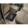 "FANMATS Purdue 'P' Backseat Utility Mats 2 Pack 14""x17"""