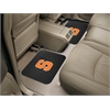 "FANMATS Syracuse Backseat Utility Mats 2 Pack 14""x17"""