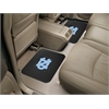 "FANMATS UNC - Chapel Hill Backseat Utility Mats 2 Pack 14""x17"""
