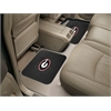 "FANMATS Georgia Backseat Utility Mats 2 Pack 14""x17"""