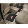 "FANMATS Louisville Backseat Utility Mats 2 Pack 14""x17"""