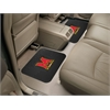 "FANMATS Maryland Backseat Utility Mats 2 Pack 14""x17"""