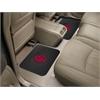 """FANMATS Oklahoma Backseat Utility Mats 2 Pack 14""""x17"""""""