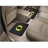 """FANMATS Oregon Backseat Utility Mats 2 Pack 14""""x17"""""""