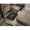 "FANMATS NFL - New England Patriots Backseat Utility Mats 2 Pack 14""x17"""