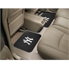"FANMATS MLB - New York Yankees Backseat Utility Mats 2 Pack 14""x17"""