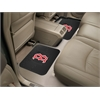 "FANMATS MLB - Boston Red Sox Backseat Utility Mats 2 Pack 14""x17"""