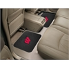 "FANMATS Wisconsin Backseat Utility Mats 2 Pack 14""x17"""