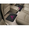 "FANMATS MLB - Atlanta Braves Backseat Utility Mats 2 Pack 14""x17"""