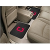 "FANMATS MLB - Cleveland Indians Backseat Utility Mats 2 Pack 14""x17"""