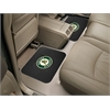 "FANMATS MLB - Oakland Athletics Backseat Utility Mats 2 Pack 14""x17"""