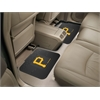 "FANMATS MLB - Pittsburgh Pirates Backseat Utility Mats 2 Pack 14""x17"""