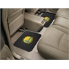 "FANMATS NBA - Golden State Warriors Backseat Utility Mats 2 Pack 14""x17"""