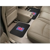 "FANMATS NBA - Los Angeles Clippers Backseat Utility Mats 2 Pack 14""x17"""