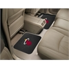 "FANMATS NBA - Miami Heat Backseat Utility Mats 2 Pack 14""x17"""