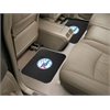 "FANMATS NBA - Philadelphia 76ers Backseat Utility Mats 2 Pack 14""x17"""