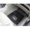 FANMATS Nevada Heavy Duty 2-Piece Vinyl Car Mats 17x27