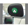 "FANMATS NBA - Boston Celtics Head Rest Cover 10""x13"""