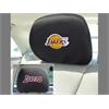 "FANMATS NBA - Los Angeles Lakers Head Rest Cover 10""x13"""