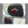 "FANMATS NBA - Miami Heat Head Rest Cover 10""x13"""