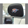 "FANMATS NBA - Oklahoma City Thunder Head Rest Cover 10""x13"""