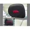 "FANMATS Arkansas Head Rest Cover 10""x13"""