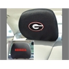 "FANMATS Georgia Head Rest Cover 10""x13"""
