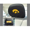 "FANMATS Iowa Head Rest Cover 10""x13"""