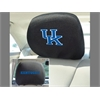 "FANMATS Kentucky Head Rest Cover 10""x13"""