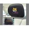 "FANMATS Louisiana State Head Rest Cover 10""x13"""