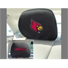 "FANMATS Louisville Head Rest Cover 10""x13"""