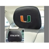 "FANMATS Miami Head Rest Cover 10""x13"""