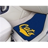 FANMATS Montana State 2-pc Printed Carpet Car Mat Set