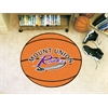 "FANMATS Mount Union Basketball Mat 27"" diameter"